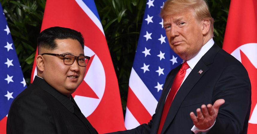 Szczyt Donald Trump-Kim Jong Un [ Komentarz Geopoliti.org ]