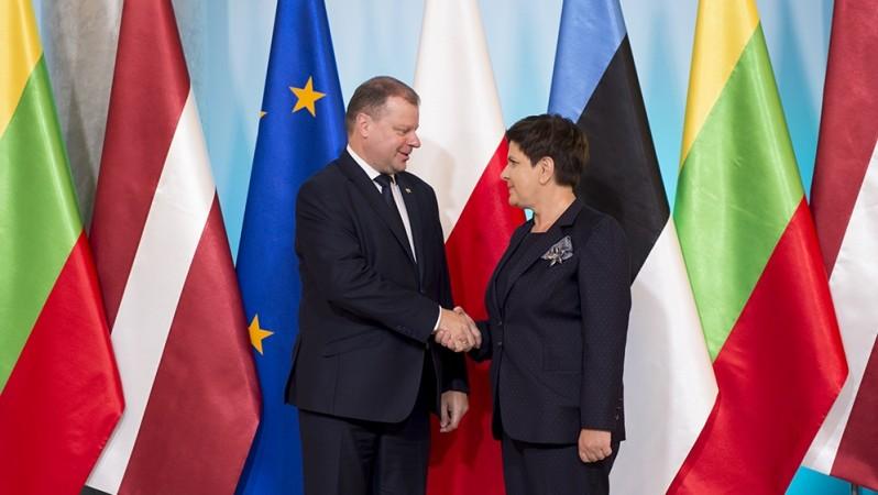Furdyna: Wizyta premiera Skvernelisa w Warszawie