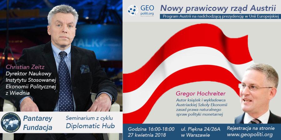 Seminarium austriackie w Warszawie [Wydarzenie Geopoliti.org]