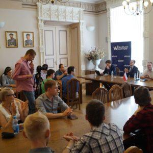 Relacja z seminarium o Trójmorzu w RODM Lublin [Patronat Geopoliti.org]