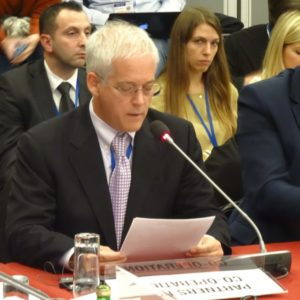 Stephen Coughlin at OSCE: The Diaynet is a Security Problem